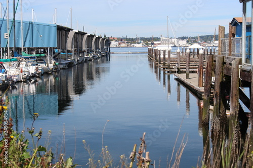 Port Orchard Water Front © canon