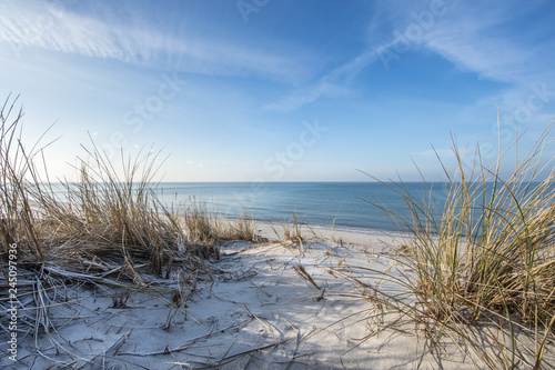 canvas print picture blaues meer