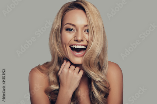 Just happy. © gstockstudio