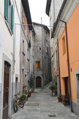 Old stree Italy