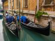 Quadro Venezia, gondole