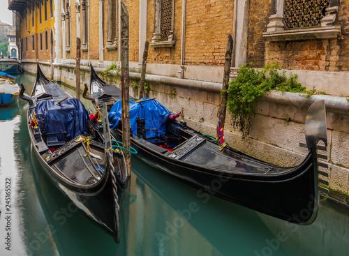 Venezia, gondole