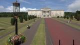 Stormont Parliament building, Belfast, Northern Ireland - 245267308