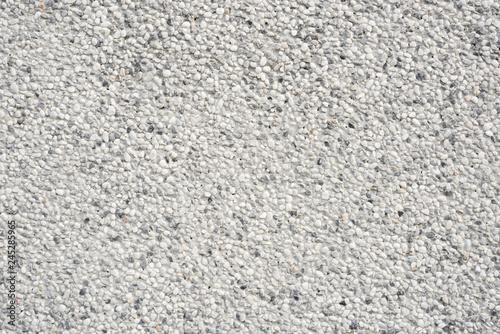 gray stones wall - 245285965
