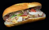 vietnam meat bread - popular fast food