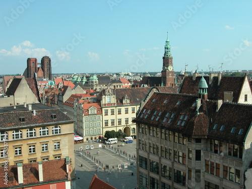 fototapeta na ścianę Wroclaw