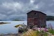 Newfoundland Fishing Shack