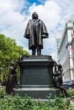 Henry Ward Beecher Monument in New York City, USA
