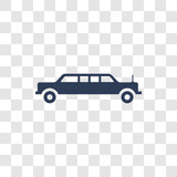 Car collection icon vector