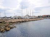 Przystań z jachtami - 245532180