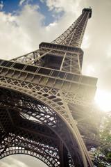 Eiffelturm in Paris, Frankreich © mafu_art