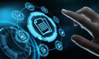 Document Management Data System Business Internet Technology Concept
