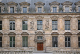 Paris, Hotel de Sully, historic 17th century mansion now used as government offices