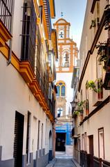 Sevilla landmarks, Spain