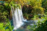 Duden waterfall park in Antalya