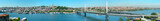 Fototapeta Fototapety pomosty - Panorama Istanbul Turkey © Givaga