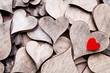Rustic heart. - 245710543