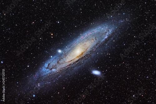 Andromeda galaxy m31 © Fernando