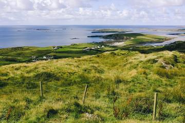 Irland Landschaft und Natur Aufnahme © Philipp