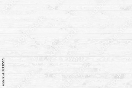 White wooden surface backdrop top view - 245829575