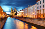 St. Petersburg - Church of the Saviour on Spilled Blood, Russia - 245878534
