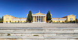 The Zappeion is a building in the National Gardens of Athens, Greece - 245879326