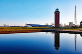 Cuxhaven Hamburger Leuchtturm