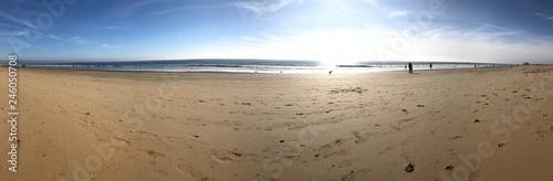 beach at sunrise - 246050708