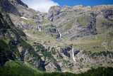 Cascada en el Valle de Pineta