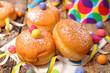 donut for carnival's day