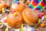 donut for carnival's day - 246179161