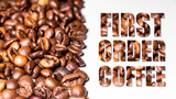 First order coffee - 246188915