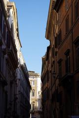 rue dans Rome © Gwenaelle.R