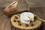 camembert aux noisettes