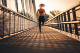 Workout over the bridge - 246269506
