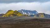 krajobraz Islandii