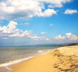 Sardegna, spiaggia di Scivu ad Arbus