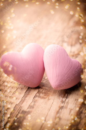 Hearts. © gitusik