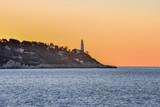 lever de soleil Cap Ferrat