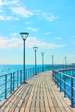 Seafront in Limassol,