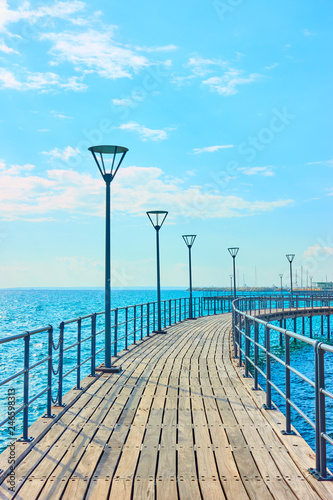Seafront in Limassol, © Roman Sigaev