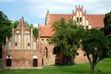 Cistercian monastery Chorin - Germany. - 246600199