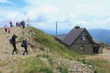 Mountain shelter named