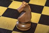 Jeu d'échec cheval blanc - 246636769