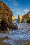 falésias litoral