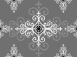 Elegant Scroll Seamless Pattern - 246672776
