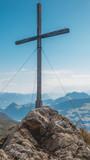 Smartphone HD wallpaper of beautiful alpine view at Fuegen - Tyrol - Austria