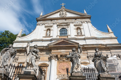 St. Peter's and St. Paul's Church  - Cracow, Poland