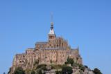 Le Mont Saint-Michel tidal island Normandy northern France - 246743336
