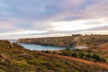 Bretagne - Küstenlinie - Meer © claudia